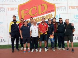 FCD TORREMAGGIORE STAFF TECNICO