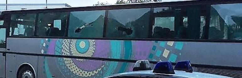 bus danneggiato
