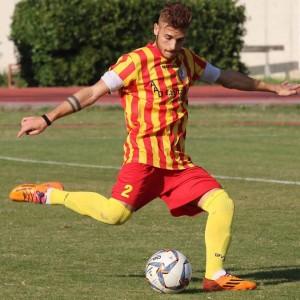 MANFREDONI FC THOMAS LORITO