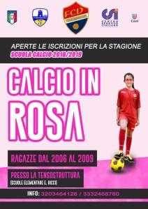 calcio in rosa torremaggiore