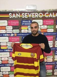 SAN SEVERO MARIO CIRIGNANO ATTACCANTE
