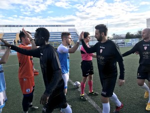 MANFREDONIA FC 13-1-19