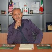Il presidente Mario Fiordelisi del reali siti stornarella