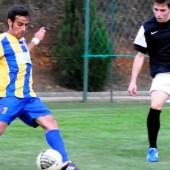 Maurizio Piscopo dell'Ascoli in azione