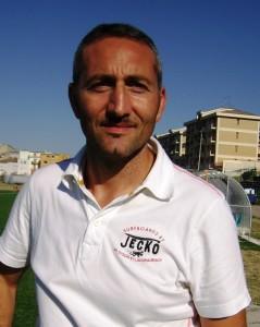Antonio Ciurlia all. nuova daunia