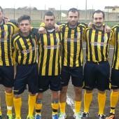 vicarius apricena ha vinto play-off di prima e pronta per la Promozione 2014