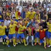 SPORTMANIA CERIGNOLA VINCE I PLAY-OFF DI SECONDA E SALE IN PRIMA
