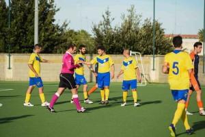 Gioventù calcio cerignola 25-11-16