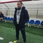 MANFREDONIA FC MATTEO GRAMAZIO PREPARATORE 15-1-18