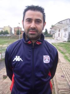 TORREMAGGIORE EMILIO SOLDANO giocatore e allenatore DEL TORREMAGGIORE