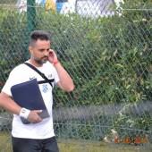 FOOTBALL SAN NICANDRO IL TECNICO EMANUELE DE PASQUALE