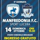 manfredonia fc 12-10-10