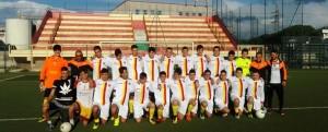 gioventù calcio san severo allievi 10-3-19