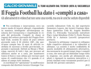 gazzetta sport 16-4-20_vaccariello