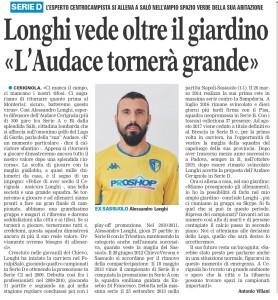 gazzetta sport 8-4-20_cerignola longhi